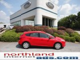 2012 Race Red Ford Focus SE 5-Door #51943047