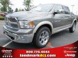 2011 Mineral Gray Metallic Dodge Ram 1500 Laramie Crew Cab 4x4 #51943201