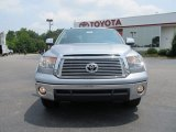 2011 Silver Sky Metallic Toyota Tundra Limited CrewMax #51943210