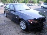 2006 Monaco Blue Metallic BMW 3 Series 325xi Sedan #51943704
