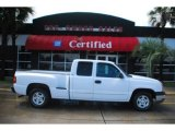 2003 Summit White Chevrolet Silverado 1500 LS Extended Cab #51943081