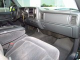 2002 Chevrolet Silverado 1500 LS Regular Cab Dashboard