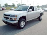 2012 Chevrolet Colorado LT Extended Cab 4x4 Data, Info and Specs