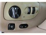 1999 Lincoln Navigator 4x4 Controls