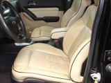2009 Hummer H3 T Light Cashmere/Ebony Interior