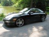 2008 Basalt Black Metallic Porsche 911 Carrera S Coupe #51988993