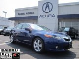 2009 Vortex Blue Pearl Acura TSX Sedan #51988832