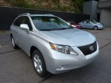 2011 Lexus RX 350 AWD Data, Info and Specs