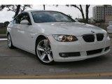 2008 Alpine White BMW 3 Series 335i Coupe #51989332