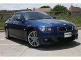 2010 Montego Blue Metallic BMW 3 Series 335i Coupe #51989336
