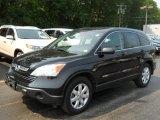 2009 Crystal Black Pearl Honda CR-V EX 4WD #51989500
