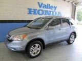 2011 Glacier Blue Metallic Honda CR-V EX-L 4WD #51988909