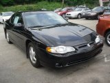 2000 Chevrolet Monte Carlo Black