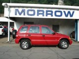 2001 Kia Sportage EX 4x4