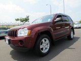 2006 Red Rock Crystal Pearl Jeep Grand Cherokee Laredo #51989534