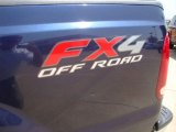 2003 Ford F250 Super Duty FX4 Crew Cab 4x4 Marks and Logos