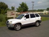 2003 Nordic White Hyundai Santa Fe GLS #51989254