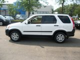 2006 Taffeta White Honda CR-V EX 4WD #51989565