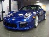 2009 Porsche 911 GT2 Data, Info and Specs