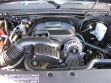 2008 Chevrolet Silverado 1500 LT Extended Cab 4x4 5.3 Liter Flex Fuel OHV 16-Valve Vortec V8 Engine