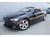 2007 Black Sapphire Metallic BMW 3 Series 328i Convertible #52039516