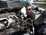 2007 Dodge Ram 1500 SLT Mega Cab 4x4 5.7 Liter HEMI OHV 16 Valve V8 Engine