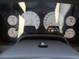 2007 Dodge Ram 1500 SLT Mega Cab 4x4 Gauges