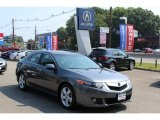 2010 Polished Metal Metallic Acura TSX Sedan #52039533