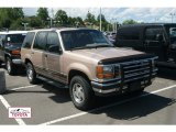 1994 Ford Explorer Mocha Frost Metallic