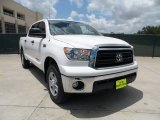 2011 Super White Toyota Tundra CrewMax 4x4 #52039676