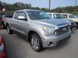 2008 Silver Sky Metallic Toyota Tundra Limited Double Cab 4x4 #52039985