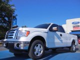 2011 Oxford White Ford F150 XLT SuperCab #52039574