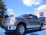 2011 Sterling Grey Metallic Ford F150 XLT SuperCrew #52039577