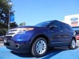 2011 Kona Blue Metallic Ford Explorer XLT #52039578
