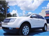 2010 White Platinum Tri-Coat Lincoln MKX FWD #52039585
