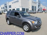 2011 Sterling Grey Metallic Ford Escape XLT 4WD #52039443