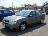2005 Medium Gray Metallic Chevrolet Malibu LT V6 Sedan #52039998