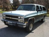 Chevrolet Suburban 1991 Data, Info and Specs
