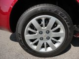 2010 Chevrolet Cobalt XFE Coupe Wheel