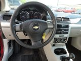2010 Chevrolet Cobalt XFE Coupe Dashboard