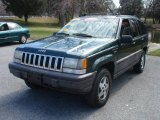 1994 Jeep Grand Cherokee Everglade Green Pearl