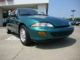 1999 Medium Green Metallic Chevrolet Cavalier Sedan #52039884