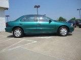 1999 Chevrolet Cavalier Medium Green Metallic