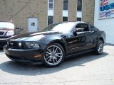 2011 Ebony Black Ford Mustang GT Premium Coupe #52040036
