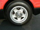 Ferrari 365 GT4 Wheels and Tires