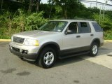2003 Silver Birch Metallic Ford Explorer XLT 4x4 #52039741