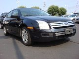 2008 Dark Blue Ink Metallic Ford Fusion S #52040044