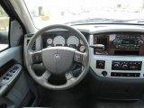 2008 Dodge Ram 3500 SLT Quad Cab 4x4 Dashboard