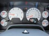 2008 Dodge Ram 3500 SLT Quad Cab 4x4 Gauges