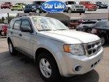 2009 Brilliant Silver Metallic Ford Escape XLS 4WD #52040061